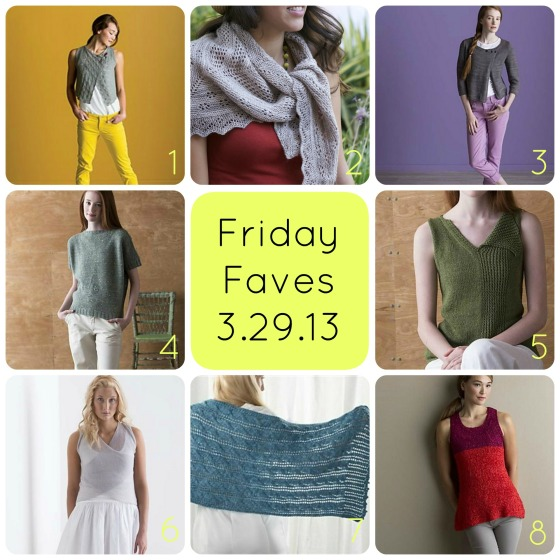 Friday Faves 3.29.13