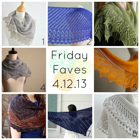 Friday Favorites 4.12.13
